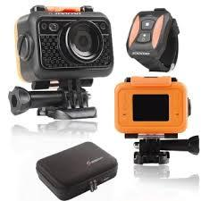 "SOOCOO S60 1.5"" LCD Wide Angle 12MP 1080P HD WiFi Waterproof Sports Ac"