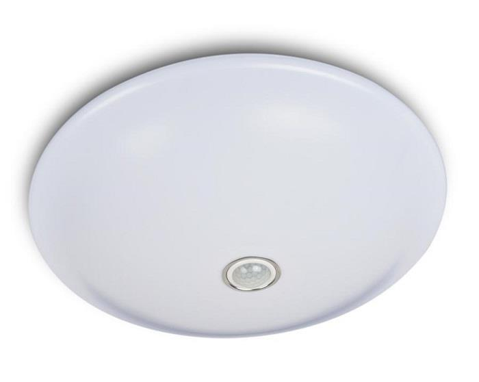 Ceiling Light With Built In Motion Sensor : Motion sensor ceiling light e chrome