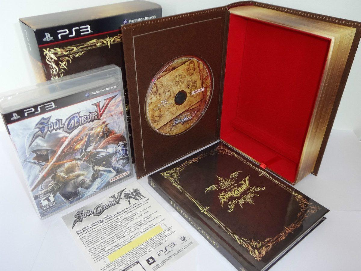 Soul Calibur 5 Collector's Edition - PlayStation 3
