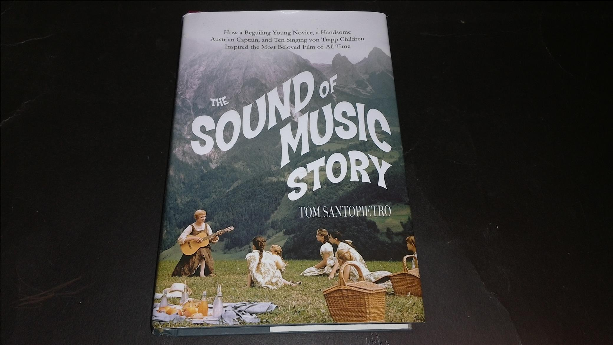 THE SOUND OF MUSIC STORY BOOK