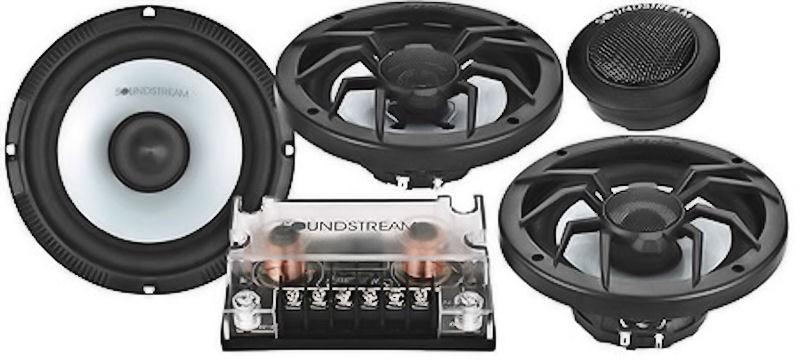 SoundStream 6.5inch Component Speaker Set