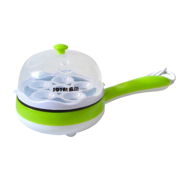 Soyar Multifunctional Fried Egg Pot (Green)
