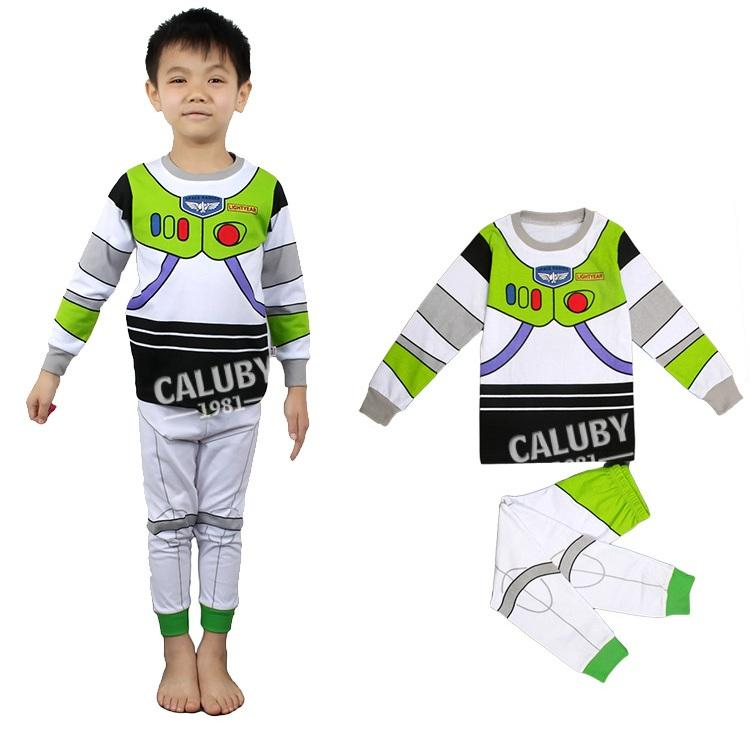 Space Ranger Kids Pyjamas/ sleeping wear
