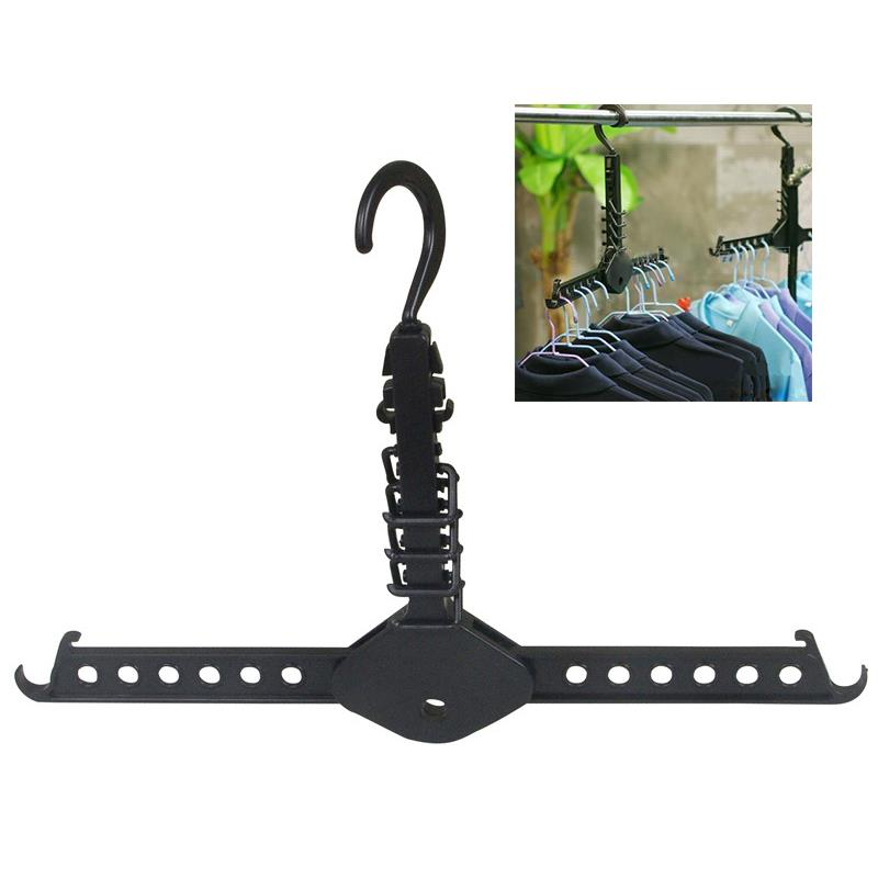 Space Save Multifunction Closet Hook Non-Slip Clothing Hanger