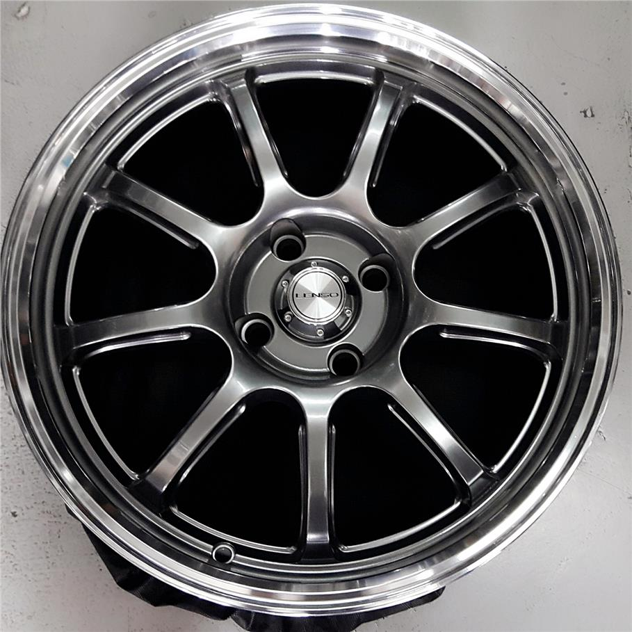 New Sparco Rim 17Inch For Peugeot Citroen Lenso