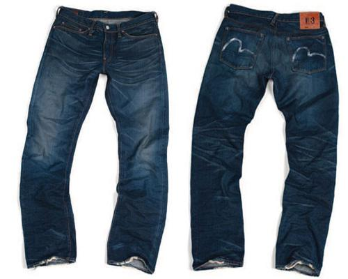 Special Discount!! Brand New Evisu (Japan) Denim Master Mens Style