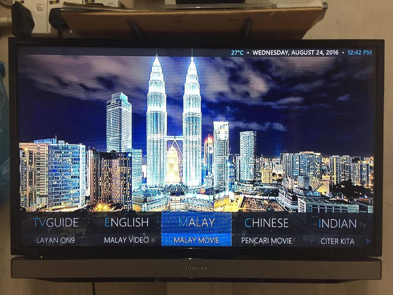 Special Kodi for Android Tv Box