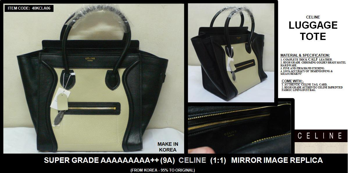 Special Offer: Super Grade 9A++ Celine Tote 1:1 (Korea ...