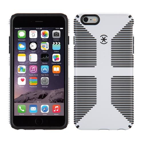 Speck CandyShell Grip Case for iPhone 6 Plus (White)
