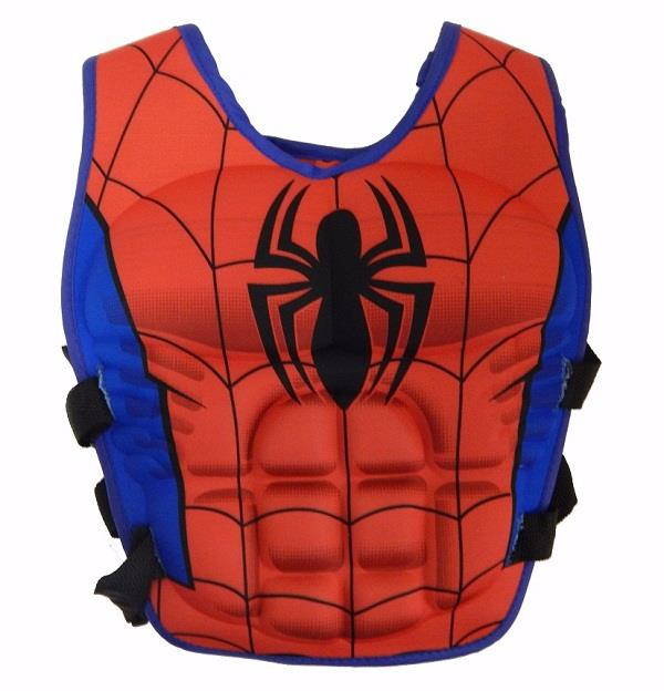 Spiderman Kids Swimming Aid Vest (For Ages 3 Years +)