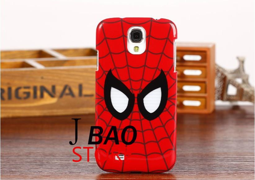 Spiderman Samsung S4 LED Beam Case by NFC