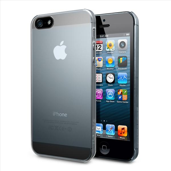 SPIGEN SGP Apple iPhone 5 Case Ultra Thin Air - Soft Clear