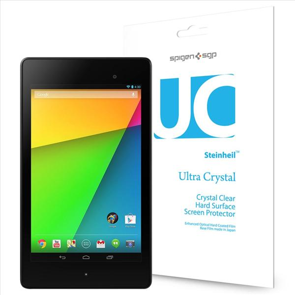 SPIGEN SGP Google Nexus 7 FHD13' Steinheil Ultra Crystal Screen Shield