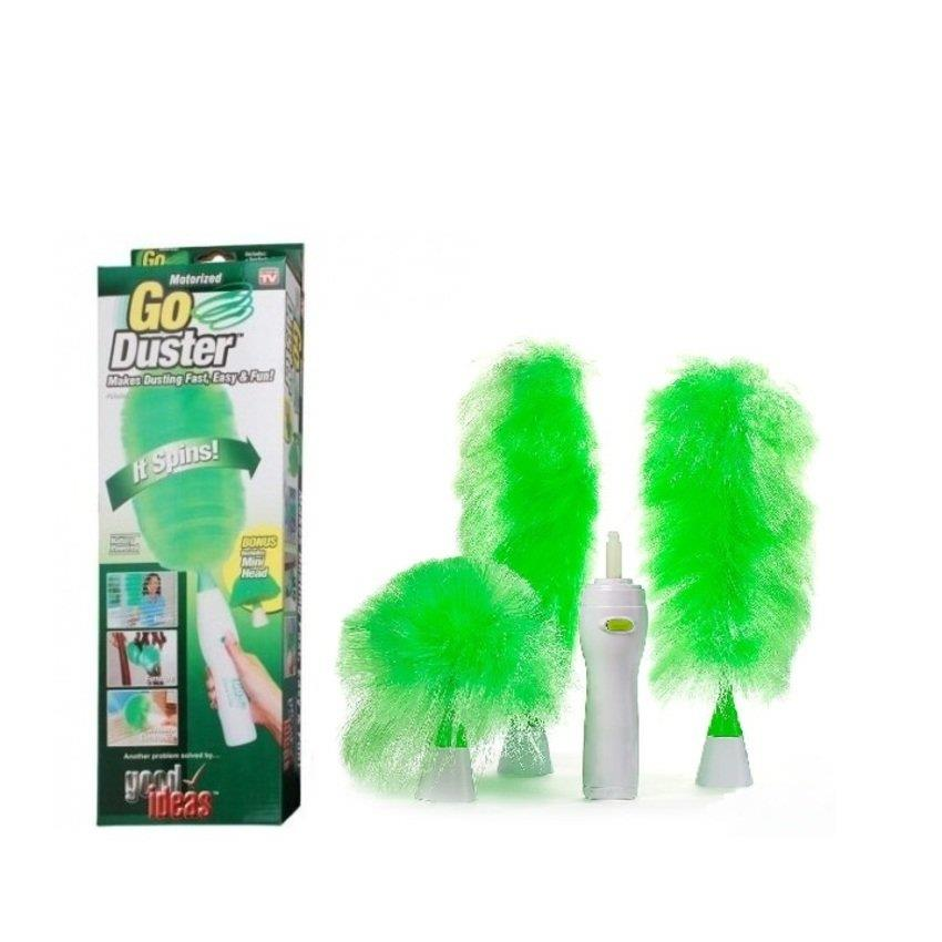 Spinning Brushes Go Duster Rotation Duster Set of 3