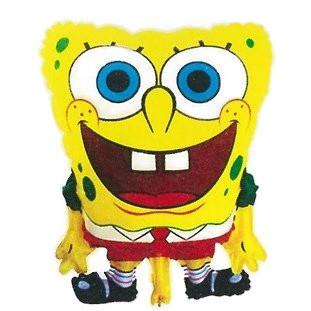 SpongeBob Super Shape Balloon 63cmx 63cm