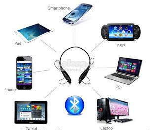 Sports Bluetooth Stereo Headset (Free Shipping)