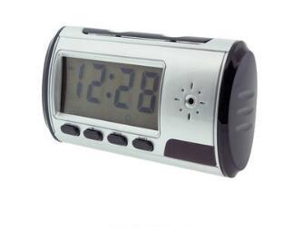 SPY ALARM CLOCK CAMERA