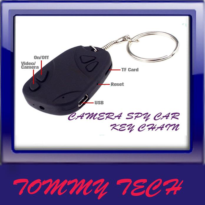 SPY Key Chain Video Camera 1280*1024 pixels