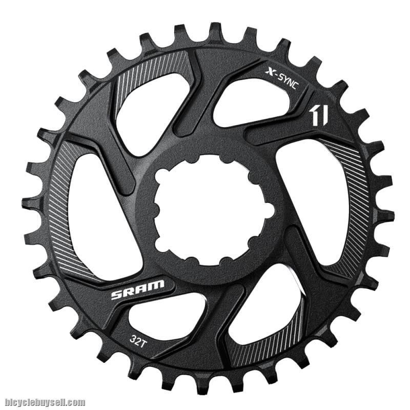 SRAM X-SYNC™ Direct Mount Chainrings, 6MM OFFSET 30T (NEW)