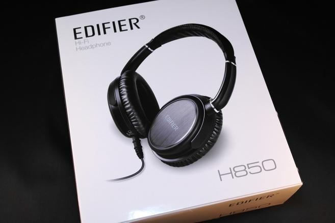 ST. EDIFIER HEADSET WIRED H850 BLACK