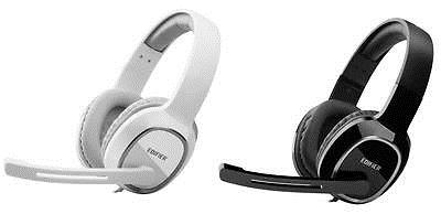 ST. EDIFIER HEADSET WIRED K815 BLACK/WHITE