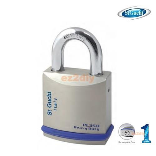 St Guchi PL350 50mm Heavy Duty Padlock