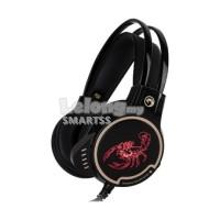 ST. MARVO HEADSET WIRED SCORPION HG8904