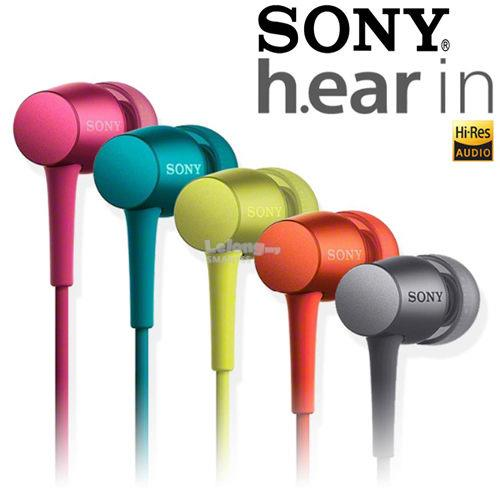 ST. SONY EARSET WIRED H.EAR IN MDR-EX750AP