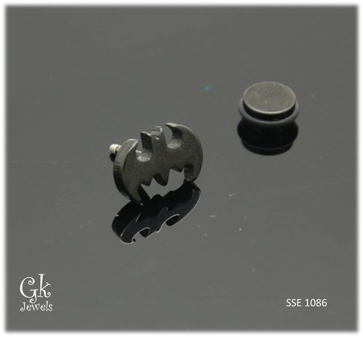 Stainless steel Earring SSE 1086 (7mm)