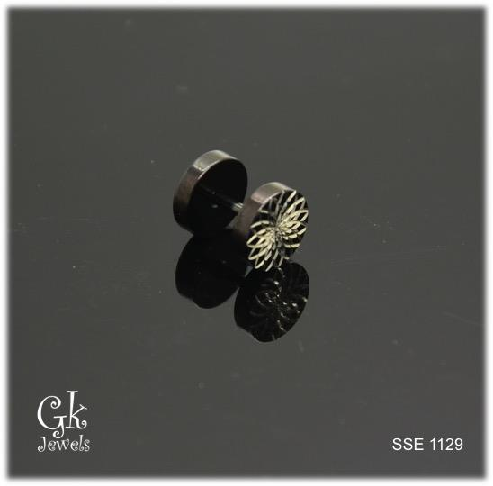 Stainless steel Earring SSE 1129 (one piece)
