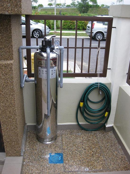 Stainless Steel Outdoor Water FIlter Kuala Lumpur end