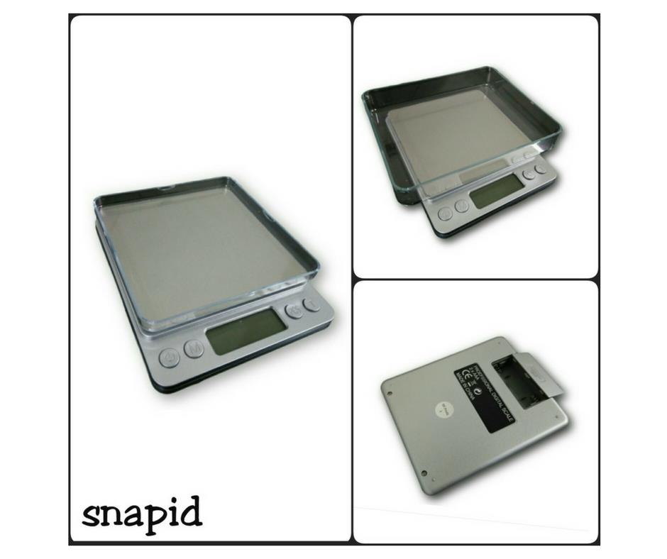 Stainless Steel Professional Digital/Kitchen Scale