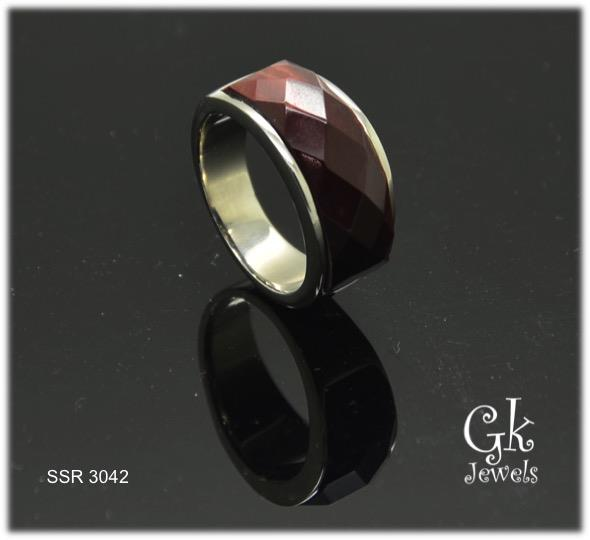 Stainless Steel Ring SSR 3042
