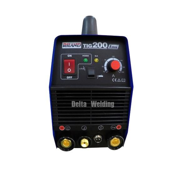 Stainless Steel welding machine TIG 200 DUAL Delta
