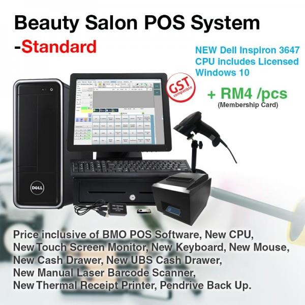 Standard Beauty Salon POS System
