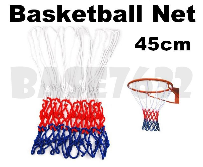 Standard  Durable Nylon Basketball Goal Hoop Net Netting Sports