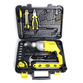 Stanley Impact Drill 720W with Intensive Value Pack