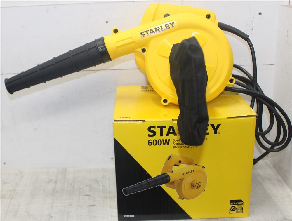Stanley stpt600 600w blower end 9 7 2017 5 15 pm for Pm stanley motor cars