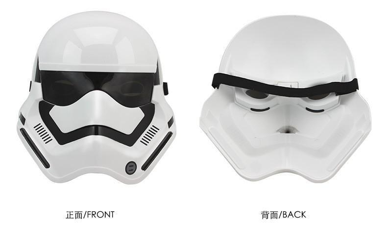 STAR WARS FLASH MASK, HIGH QUALITY