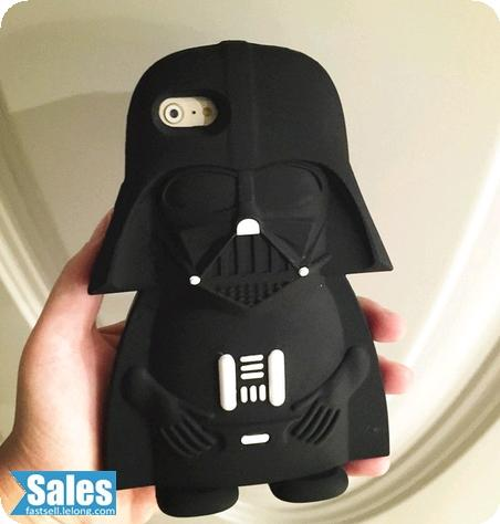 Star Wars iPhone 6 / 6 Plus Darth Vader Phone Casing Cover