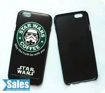 Star Wars iPhone 6 / 6 Plus Starbucks Storm Trooper Casing