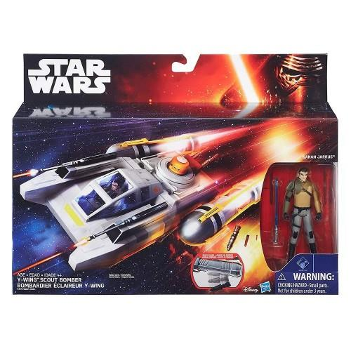 Star Wars - Y-Wing Scout Bomber - Bombardier Eclaireur Y-Wing