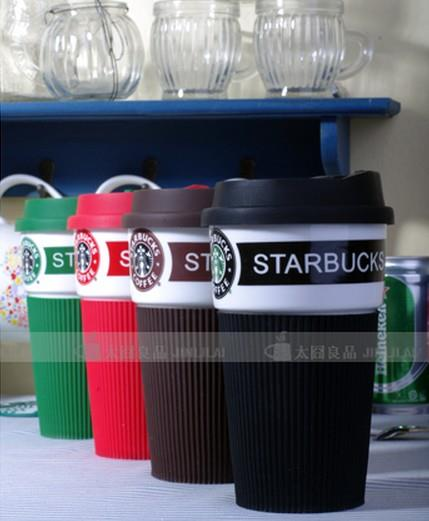 Starbuck Ceramic Tumbler High Cap