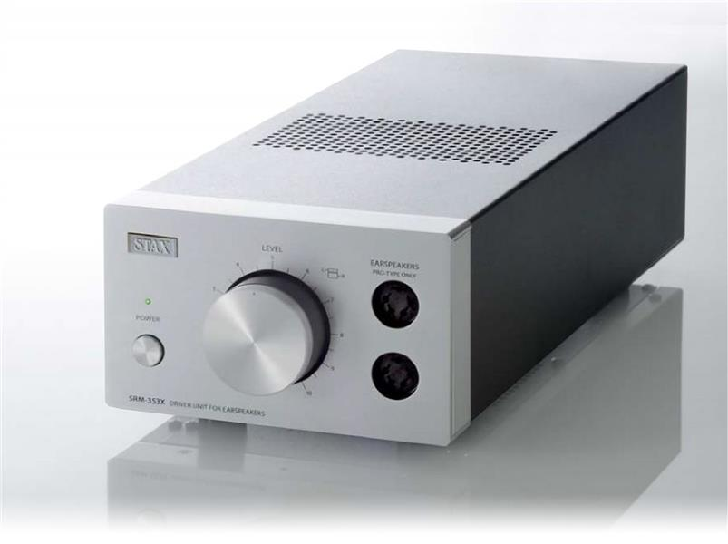 STAX SRM-353X Amplifier for STAX ear speakers (pm for best price)