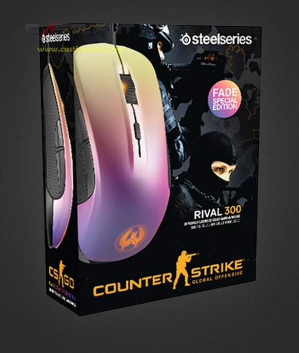 Steelseries mouse rival 300 cs go fade edition 622 end 4 for Cs go mouse