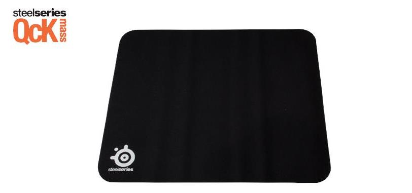 STEELSERIES QCK HEAVY MOUSE PAD (63008) BLK