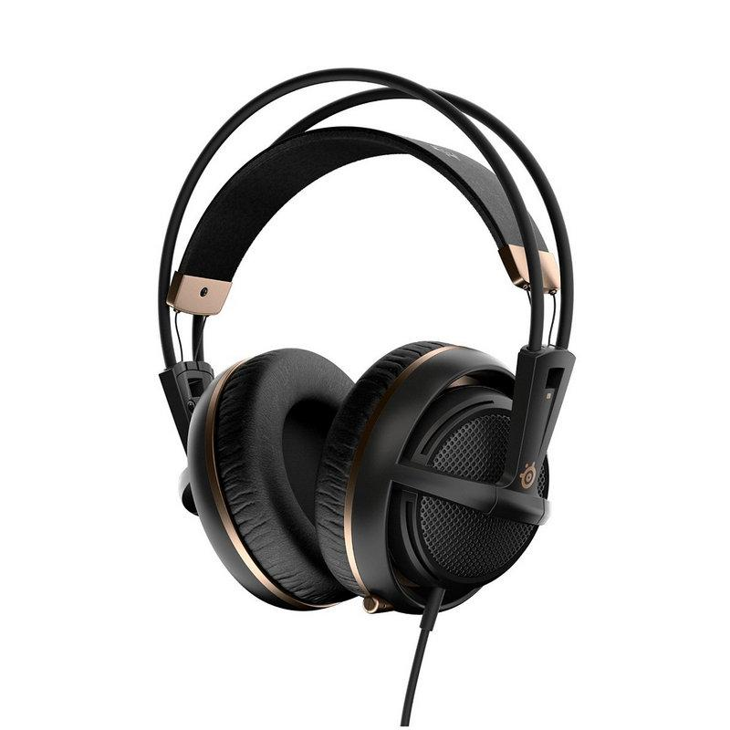 STEELSERIES SIBERIA 200 GAMING HEADSET ALCHEMY GOLD (51134)