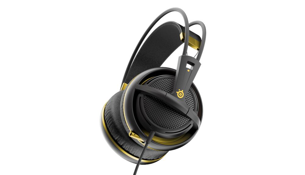 Steelseries Siberia 200 Headset - ALCHEMY GOLD