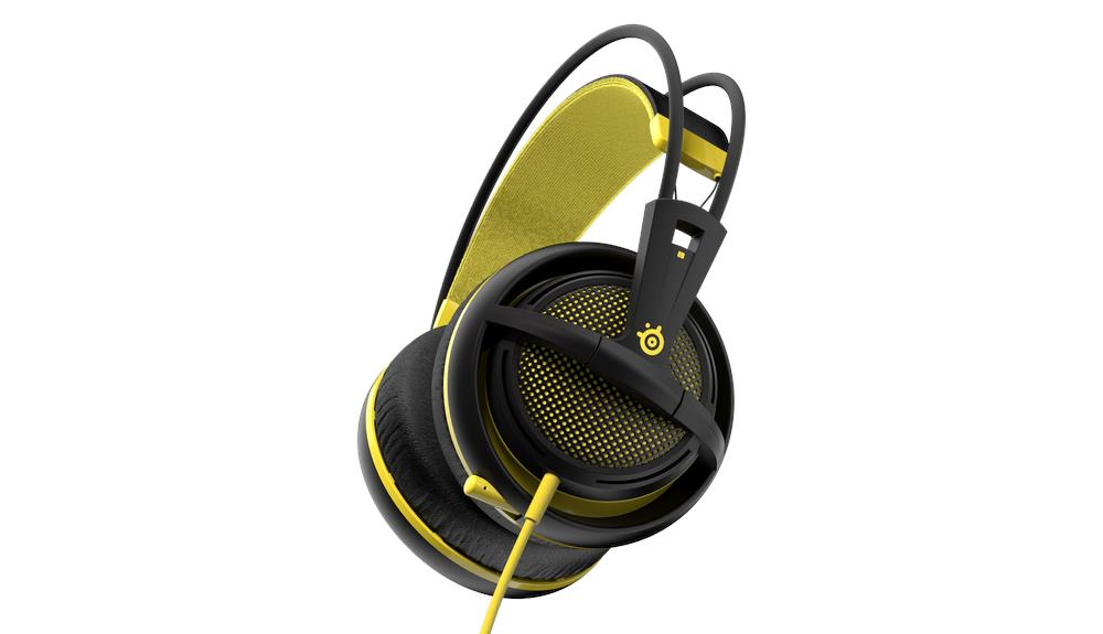 Steelseries Siberia 200 Headset - PROTON YELLOW