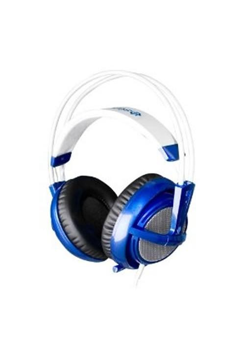 STEELSERIES SIBERIA V1 FULL-SIZE-BLUE 51122